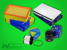 INSPEKTIONSPAKET PEUGEOT 307 2.0 HDI 110 90 Luft- Pollen- Öl- Dieselfilter