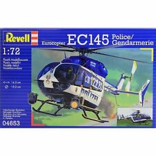 REVELL 1:72 KIT AEREO Eurocopter EC145 Police/Gendarmerie 14,5 CM  ART 04653