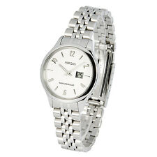Elegante MARQUIS Damen Funkarmbanduhr Edelstahl Armbanduhr Damenuhr 983.4713
