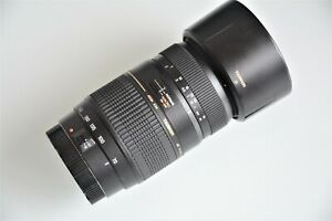 Tamron LD A017 70-300mm f/4.0-5.6 LD Di AF Lens For Canon EF Mount #5103 AS IS