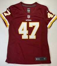Nike NFL Washington Redskins Chris Cooley On Field Jersey Womens Size Small