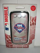 PHILADELPHIA PHILLIES SAMSUNG GALAXY S III CASE HARDSHELL COVER NEW IN PACKAGE