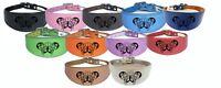 Padded Backing Italian Greyhound Collar Dog Collar Whippet Collar Greyhound D23