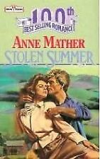 Stolen Summer-Anne Mather