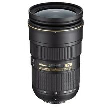 Nikon AF-S 24-70mm f/2.8G ED N Lens w/FREE Hoya NXT UV Filter *NEW*