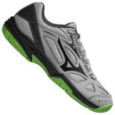 Mizuno Cyclone Speed 2 Kinder Volleyball Indoor Ball Sport Schuhe grau neu