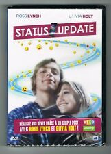 STATUS UPDATE - ROSS LYNCH & OLIVIA HOLT - DVD - NEUF NEW NEU