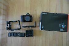 Sony Alpha a7S 12.2 Mp Digital Slr Camera - Black (Body Only) + Accessories