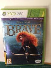 XBOX 360 BRAVE DISNEY NUEVO -New - VERSION ESPAÑOLA VER FOTO
