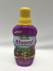 Organic Bloom Liquid Blossom Booster, 18-oz.