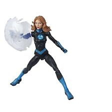 Marvel Legends INVISIBLE WOMAN Loose No Super Skrull BAF Fantastic Four 6""