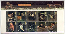 2004 GB, 'Woodland Animals', Royal Mail Stamps Presentation Pack (No. 363)