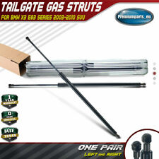 2x Tailgate Rear Trunk Boot Gas Struts for BMW E83 X3 2004-2010 51243400379 SUV