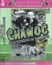 Chanoc -en el foso de las serpientes (1975) 86 min| Drama  -Color-Espanol-DVD