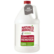 Nature's Miracle Dog Stain & Odor Remover Enzymatic Formula 1 Gallon