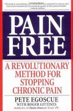 PAIN FREE - ROGER GITTINES PETE EGOSCUE (PAPERBACK) NEW