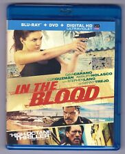 In the Blood (Blu-ray/DVD, 2014) Gina Carano