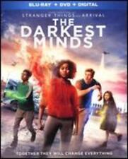 The Darkest Minds Blu Ray DVD 2 Disc Set Slipcover & Limited Edition Bracelet
