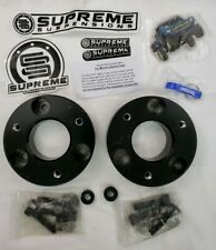 "SUPREME SUSPENSIONS- 2012 - 2019 NISSAN NV3500 - 2.25"" LIFT- FRONT STRUT SPACERS"