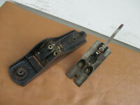 Vintage Stanley Bailey No 3 Base & Frog Used Plane Parts Type 15