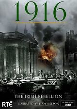 1916: The Irish Rebellion Narrated by Liam Neeson | NEW SEALED DVD (RTÉ Series)