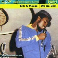 EEK-A-MOUSE - WA DO DEM  CD NEW