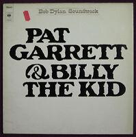 Bob Dylan - Soundtrack Pat Garrett & Billy the Kid - LP Vinyl 1973 - 69042