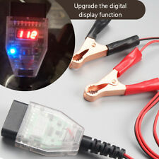 Car Vehicle OBD Computer ECU Memory Saver Replace Battery Safe Resume Hand Tools