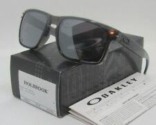 OAKLEY grey smoke/black iridium HOLBROOK OO9102-24 sunglasses! NEW IN BOX!