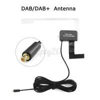 Antenna Amplificata Dab Dab+ Auto Radio Autoradio TV Smb Digitale Ricevitore