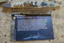 WAR AT SEA FLANK SPEED #07 HMS REPULSE R