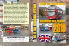 4254. South Shields, Sunderland. UK. Buses. December 2019. A week before Christm