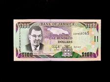 Jamaika (P084) 100 Dollars 2011 UNC