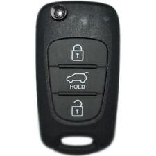 3 Button Flip Remote Key Fob Hyundai  IX20 (2010-2015) 95430-1K001(DIESEL Cars )
