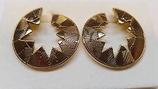Pierre Lang Earrings Plated Ear Studs Jewelry Hoop Earrings Gold Plated