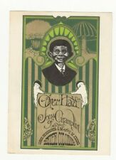 1967 Other Half, Sons/Champlin concert handbill / postcard Family Dog Fd #D-11