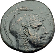 Sinope in Paphlagonia 105BC MITHRADATES VI Time Perseus Medusa Greek Coin i64871