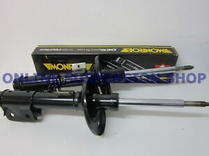 MONROE GAS Front Shock Absorber Struts to suit Ford Fiesta WS WT 09-12 Models