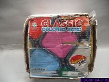 Qty = 50 lbs (2 x 25 lb Box): Sandtastik Classic Yellow Play Sand CS2507