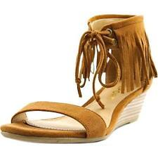 Zapatos de tacón de mujer de tacón medio (2,5-7,5 cm) Color principal Beige Talla 38