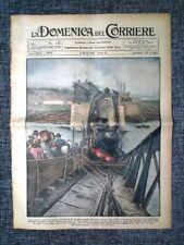 La Domenica del Corriere 5 Aprile 1931 Palermo - Inghilterra - Milano