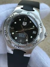 TAG HEUER KIRIUM WL5111-0 CHRONOMETER DIVER 200M AUTOMATIC MENS SWISS MADE