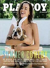 ** Playboy July August 2018 Summer Comedy Issue Sarah Stephens **