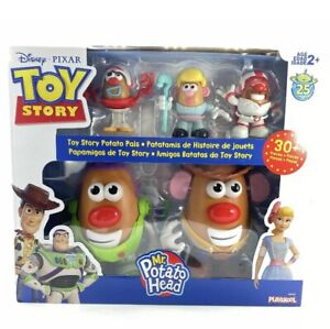 Toy Story 4 Potato Pals Mr. Potato Head Disney Pixar Hasbro Toy Pack Set 30+ pcs