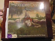 New! THE VAMPIRE DIARIES Board Game FACTORY SEALED! Pressman 2010  Rare OOP