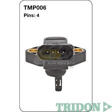 TRIDON MAP SENSORS FOR Audi RS6 C5 4.2 V8 01/05-4.2L BCY 40V Petrol