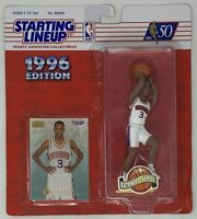 Starting Lineup Allen Iverson 1996 action figure