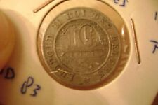 Belgium: a very nice 10 Centimes coin from 1894 in very fine/extra fine in Dutch