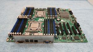 Supermicro X9DRi-LN4F+ v1.2 Server Motherboard LGA 2011 Dual CPU Xeon 2x E5-2640