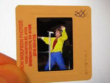 More details for original press photo slide negative - rod stewart - 1984 - d